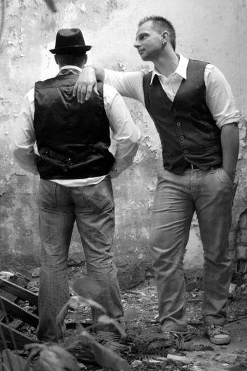 Chris und Ron