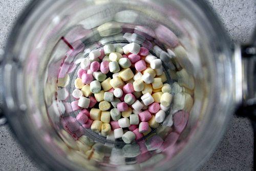 Nepple-Eis > Marshmellow-Deko